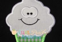Embroidery/Applique we Own / Applique and Embroidery designs we own!