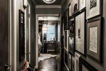 Hallways, Entrances and Nooks