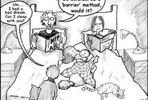 Family Life Cartoons