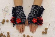 Handmade Gloves / Handmade Gloves Female/Male