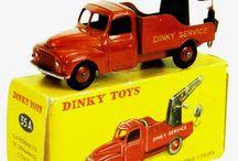 Vintage legetøj
