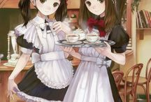 maid and butler cafe