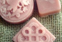 Hand made soaps / by Bobbie Walker Roland