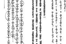 Vulcan language & script