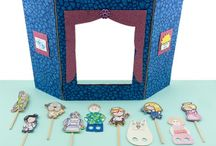 Project: puppet theater