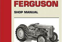 Ferguson tef20