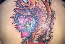 tetovani koi