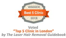 Laser Hair Removal London / Permanent removal of facial and body hair is a serious consideration for many women and men. The New York Laser Clinic offer hair removal treatments that can reduce and prevent the re-growth of hair permanently, releasing you from the bother of waxing and shaving and the worry of unsightly hair. Find your nearest clinic. Clinics in Baker Street, Fulham and Bishopsgate London http://www.thenewyorklaserclinic.co.uk/your+nearest+laser+clinic