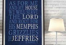 Memphis Grizzlies / Favorite Pins for Grizz Fans!