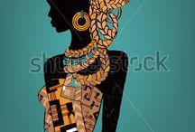 África _ mulheres