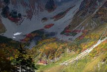 Northern Alps of Japan