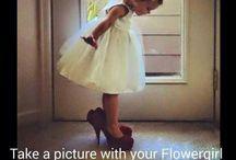 Blomsterflickor