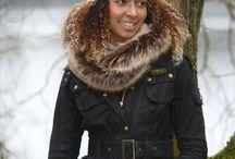 AW17 scarves & knitwear