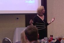 Speaking & Training Videos From Meridith Elliott Powell / Actions speak louder than words. Business growth expert Meridith Elliott Powell is all about action—action that takes her keynote audiences and consulting clients from listeners to achievers. Her dynamic, content-rich programs infuse people with energy and motivate them to put what they've learned into practice.
