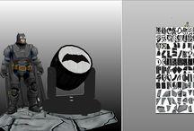 batman mask / batman vs superman