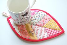 Coasters, Mug Rugs & Mini Quilts