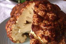 Cauliflower recipes & uses