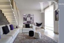 Interior Design / Progetto e realizzazione di una Villa del milanese