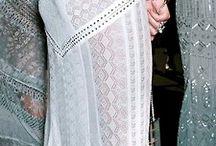 vestidos en croche