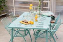 Puutarhakalusteet - Garden Furniture - Trädgårdsmöbler / Puutarhakalusteet Trädgårdsmöbler Garden Furniture