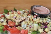 Fresh From The Garden / Billy's is known for its fresh, crisp variety of salads.