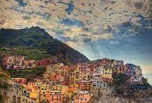 Around the Italy ! / Miejsca. Marzenia. Włochy.