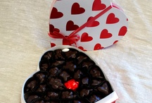 Roses are red, Violets are blue...Poems are hard, here is some chocolate. / Betty Jane Candies Valentine's day items are the perfect way to show you care this Valentin'es day (and you can grab a chocolate or two when your Valentine is not looking!)