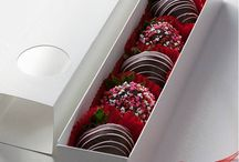 Strawberries / by Chavela Sha Stewart