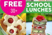 Kids: School Lunch