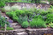 Steep Backyard Steps