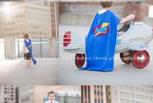 Photography Concepts: Little Heroes