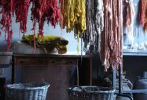 to dye for / hand dyed textiles