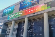 NAB Show 2014- Las Vegas / Join New Era Systems as we set up booths and attend trade/conference shows around the United States.