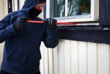 Protecting Your Home From Burglars / This collection of pins is not the intellectual property of CCCC and we are not liable for any outcomes resulting from implementation of this advice.