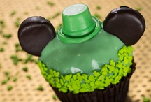 Disney Inspired Recipes & Treats / Disney themed recipes, desserts and treats featuring your favorite Disney characters.