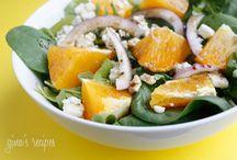 Salads / by Jane Novak