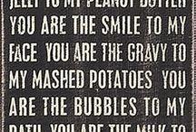Quotes / by Yolanda Benintendi