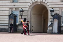 Gurkha Royal Engineers Public Duties / Buck House and Tower of London 2015