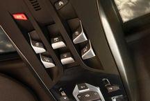 Machine-Car knob