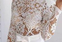 Summer lace fashion