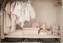 BABY: Nursery Organization, Products, & DIY / by Meliessa Kegler