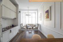 MY | Flat N°2 / Design Karo S - k & Managem. Renovation: Bricks Development. Poland