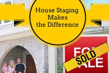 House Staging / Staging your home can make all the difference in how quickly you are able to sell and the price that you are going to get.