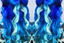 cudowne kolory włosów