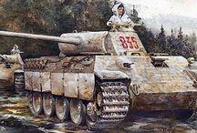Tanky tanky tanks