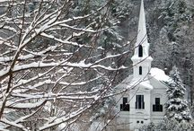New England Beauty / The essence of New England through its landscape and places