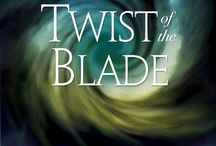 Twist of the Blade / The second novel in Edward Willet's Shards of Excalibur series is as tense and fast-paced as its predecessor, as Ariane and Wally must race to find the next Shard of Excalibur before Rex Major can get his hands on it!
