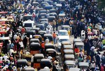 Urbanisation - Delhi