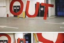 parking branding