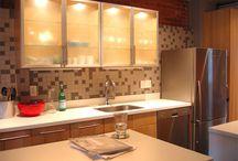 Kitchens & bathrooms!  / by Anastasia Hughes-Myrick